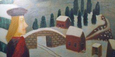 Norsk Snelandskab  –  Seppo Mattinen – 1817A