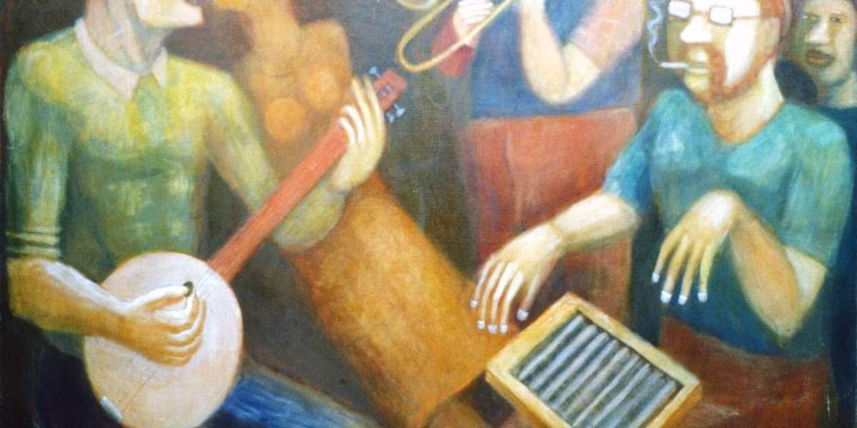 Seppo Mattinen - Jazzorkester  -  Seppo Mattinen - 2032A