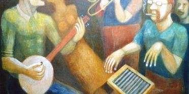Jazzorkester  –  Seppo Mattinen – 2032A