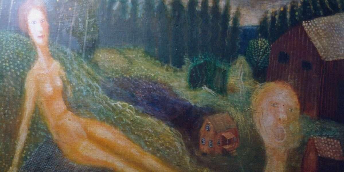 Seppo Mattinen - Skovsø  -  Seppo Mattinen - 2458A