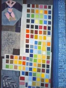 Søren Elgaard - Farvekort hos farvehandleren  -  Søren Elgaard - 2666A