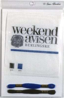 Susan Hinnum - Weekend Avisen  -  Susan Hinnum - 3799B