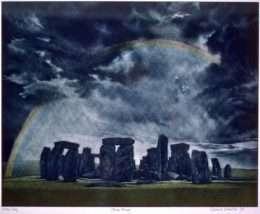 Susan Jameson - Stonehenge  -  Susan Jameson - 2290B