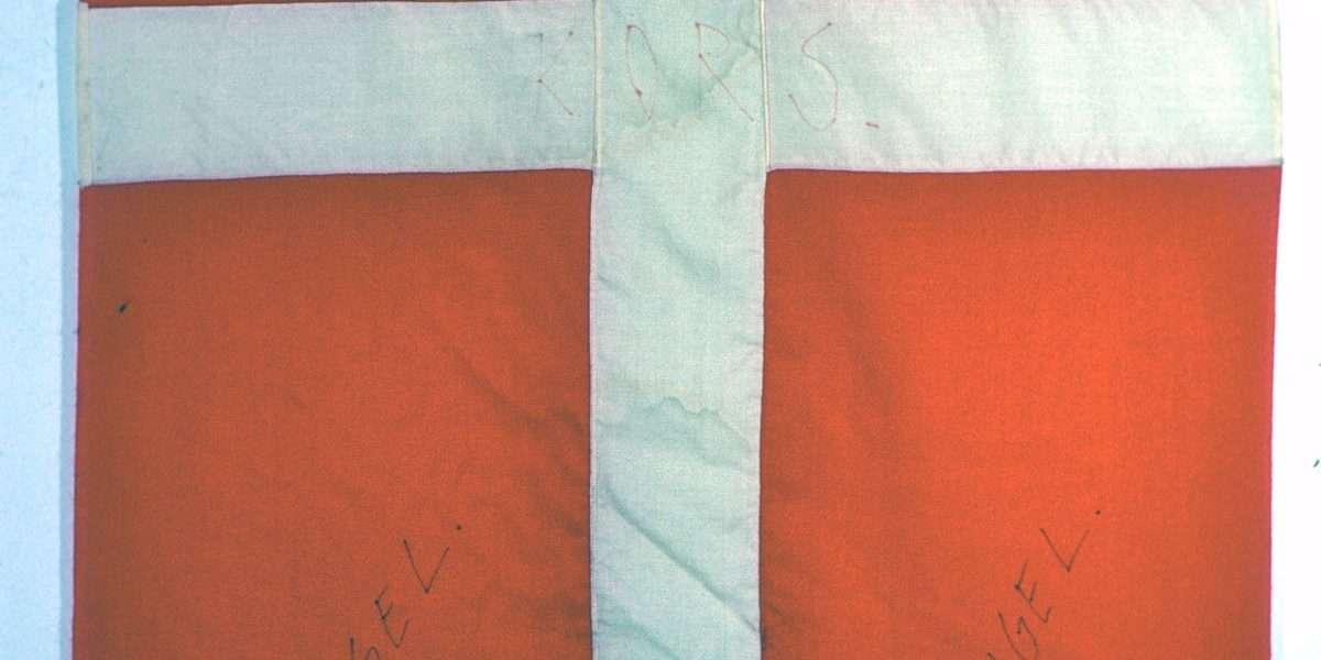 Sven Dalsgaard 1914-1999 - Flag  -  Sven Dalsgaard 1914-1999 - 1607A