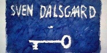 Nøgle  –  Sven Dalsgaard 1914-1999 – 1608A