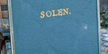 Solen  –  Sven Dalsgaard 1914-1999 – 1649A