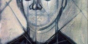 Konstrueret portræt  –  Sven Dalsgaard – 2820A