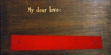 My dear love  –  Sven Dalsgaard – 3128A
