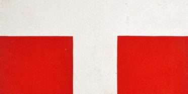 Dannebrogsflag  –  Sven Dalsgaard – 4116A