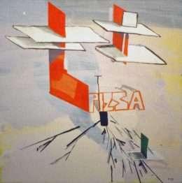 Thomas Foss Poulsen - Pizza - Thomas Foss Poulsen - 4398A