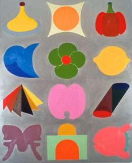 Tom Krøjer - Undividable Paintings 2  -  Tom Krøjer - 4422A