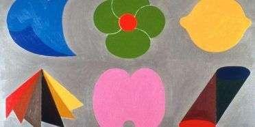 Undividable Paintings 2  –  Tom Krøjer – 4422A