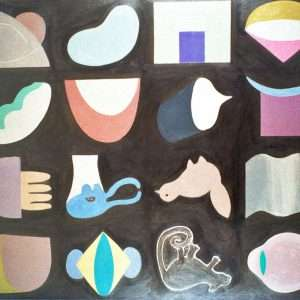Tom Krøjer - Undividable Paintings 3  -  Tom Krøjer - 4423A