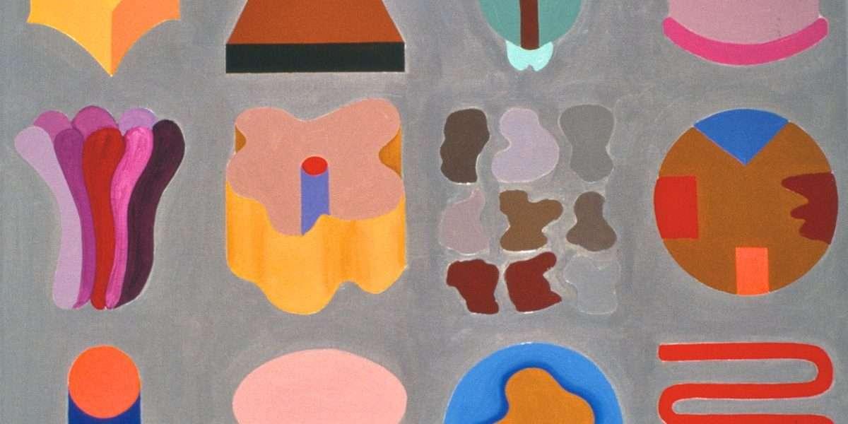 Tom Krøjer - Undividable Paintings 5  -  Tom Krøjer - 4425A