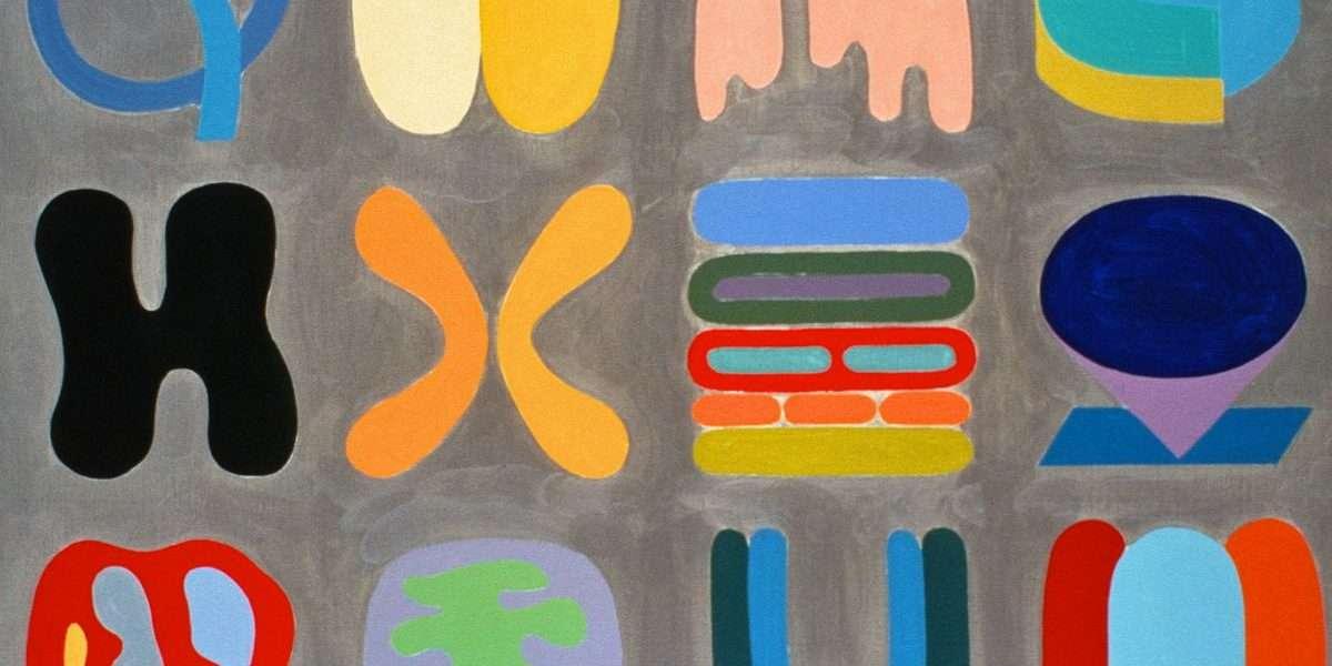Tom Krøjer - Undividable Paintings 8 - Tom Krøjer - 4428A