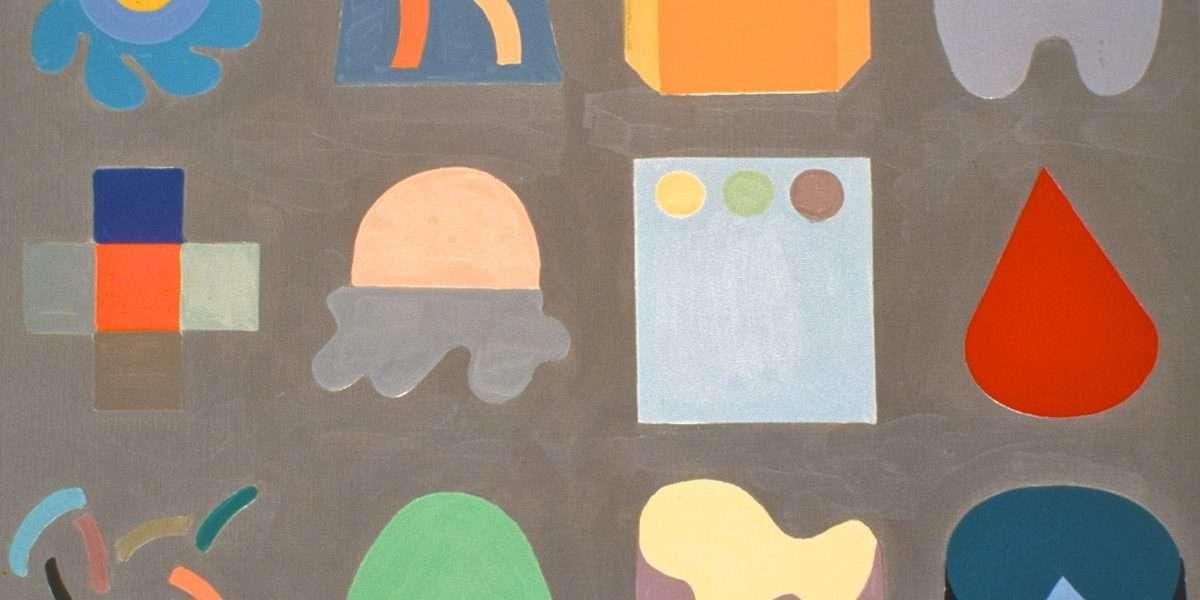 Tom Krøjer - Undividable Paintings 9  -  Tom Krøjer - 4429A