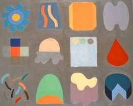 Tom Krøjer - Undividable Paintings 9  -  Tom Krøjer - 4429A
