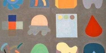 Undividable Paintings 9  –  Tom Krøjer – 4429A