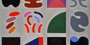 Undividable Paintings 10  –  Tom Krøjer – 4430A