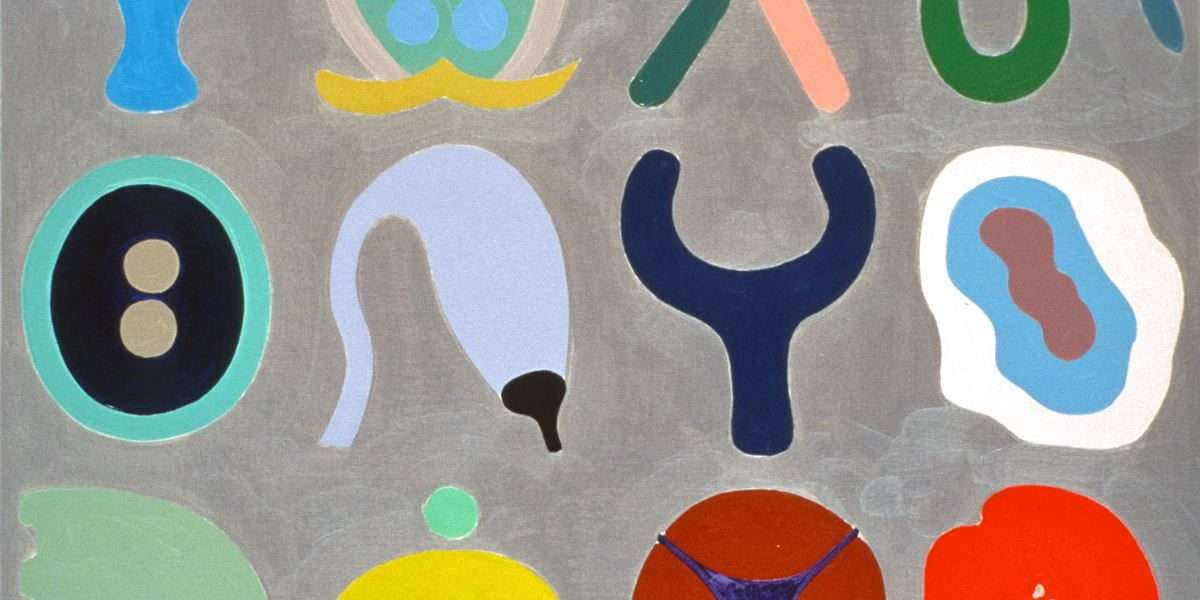Tom Krøjer - Undividable Paintings 11  -  Tom Krøjer - 4431A