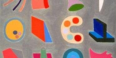 Undividable Paintings 13  –  Tom Krøjer – 4433A