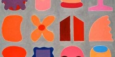 Undividable Paintings 14  –  Tom Krøjer – 4434A