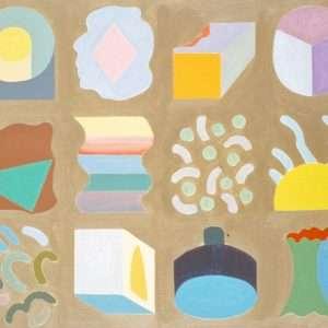 Tom Krøjer - Undividable Paintings 15  -  Tom Krøjer - 4435A