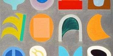 Undividable Paintings 16  –  Tom Krøjer – 4436A