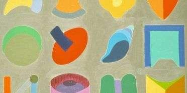 Undividable Paintings 18  –  Tom Krøjer – 4438A