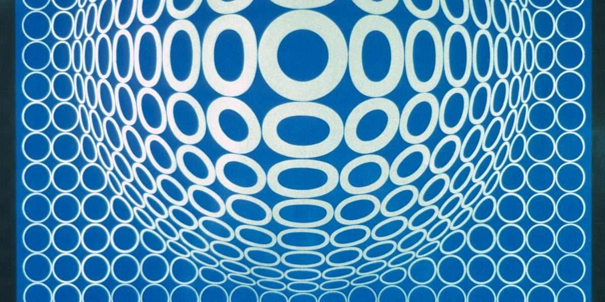Victor Vasarely - Plakat  -  Victor Vasarely - 2163B