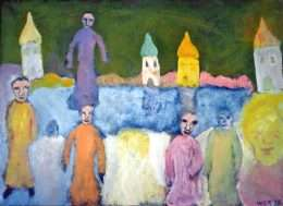 Wiliam Skotte Olsen - Komposition  -  Wiliam Skotte Olsen - 2552A