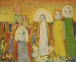 Wiliam Skotte Olsen - Komposition  -  Wiliam Skotte Olsen - 4677A