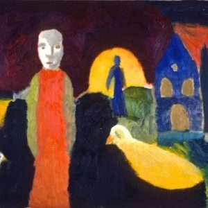 William Skotte Olsen - Komposition  -  William Skotte Olsen - 3112A