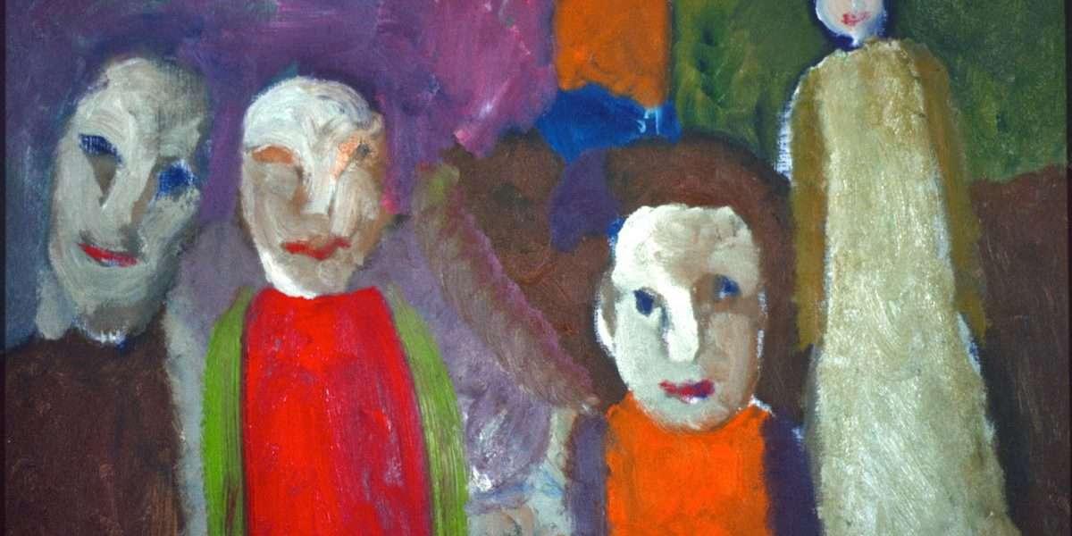 William Skotte Olsen - Komposition  -  William Skotte Olsen - 3616A