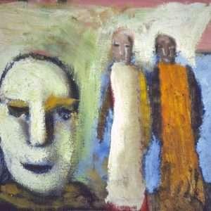 William Skotte Olsen - Komposition  -  William Skotte Olsen - 3698A