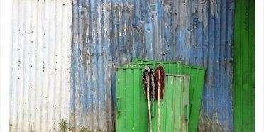 Djibouti farver – Peter Bonnén – 2014 – 4858F