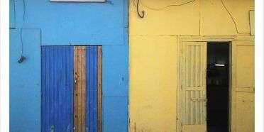 Djibouti farver – Peter Bonnén – 2014 – 4860F