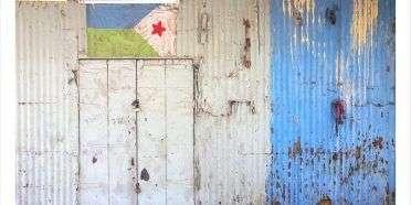 Djibouti farver – Peter Bonnén – 2014 – 4869F