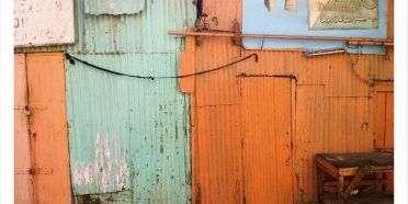 Djibouti farver – Peter Bonnén – 2014 – 4872F