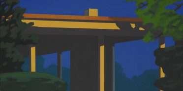 """George Rush – """"House (dawn)"""" – 4673A"""